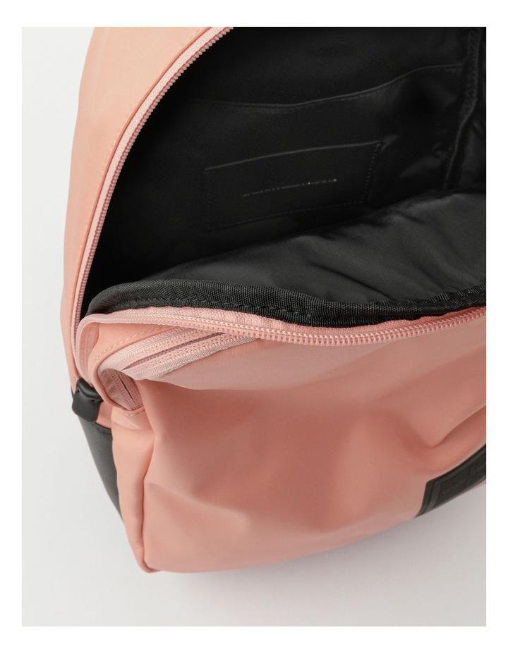 Sleek Nylon Zip Around Backpack image 4