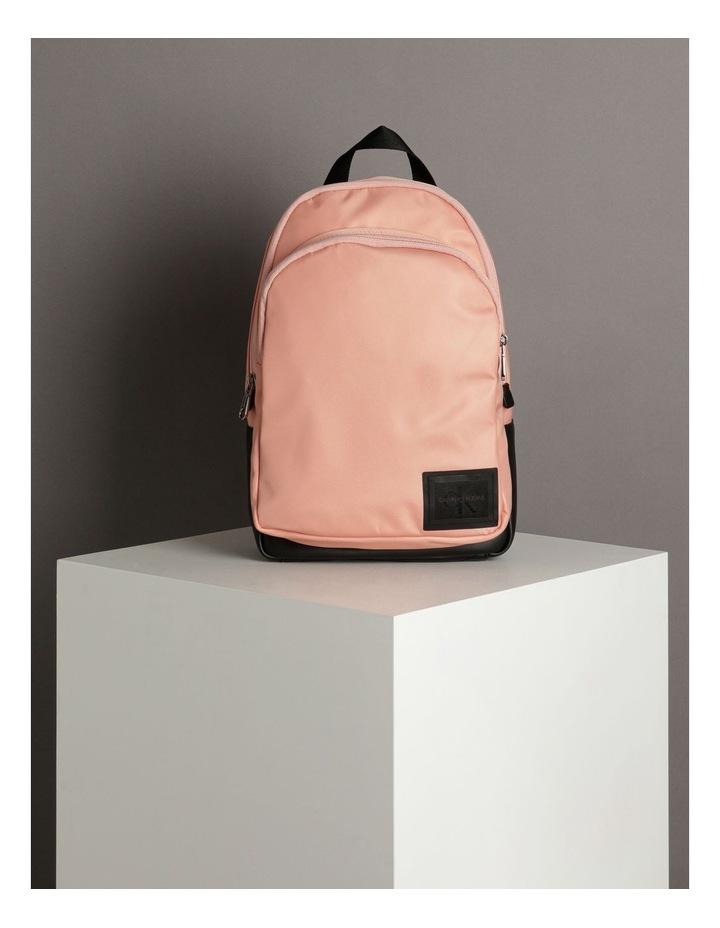 Sleek Nylon Zip Around Backpack image 5
