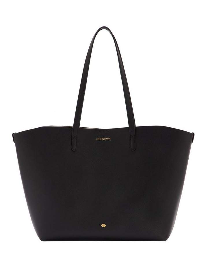 Black Ivy Double Handle Tote Bag image 1