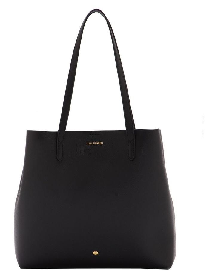 Black Ivy Double Handle Tote Bag image 2