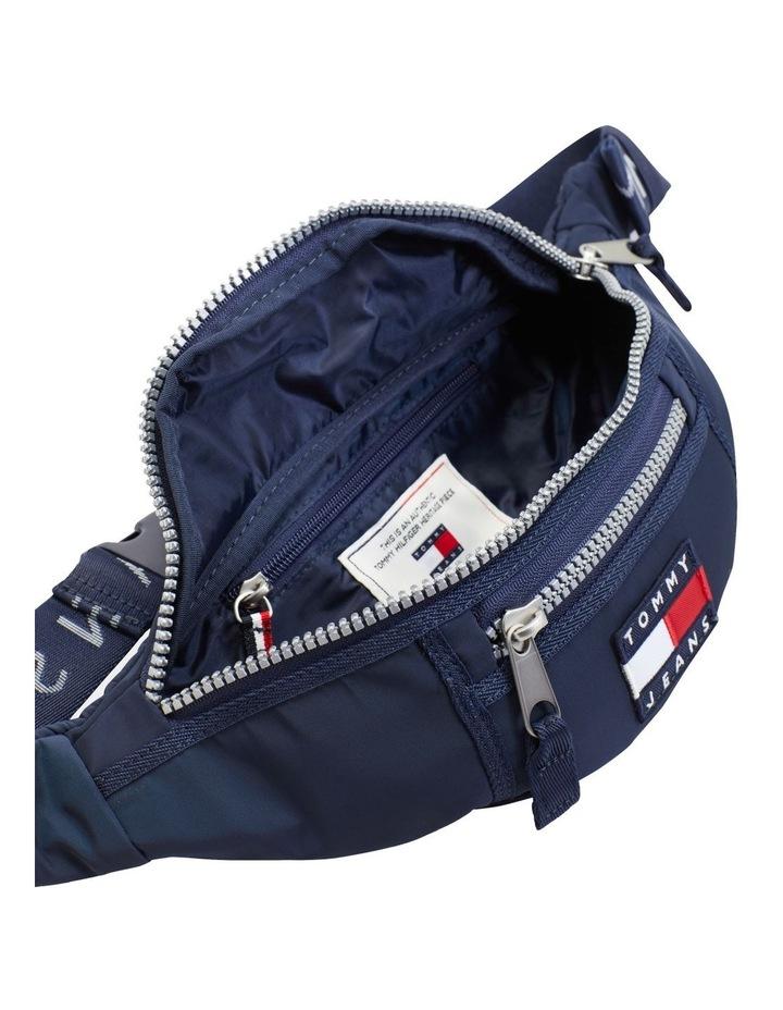 AW0AW08282_CBK Heritage Zip Top Belt Bag image 3