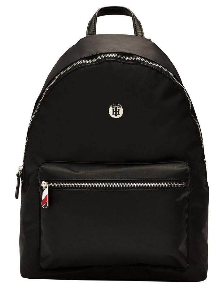 Zipped Pocket Backpack image 1