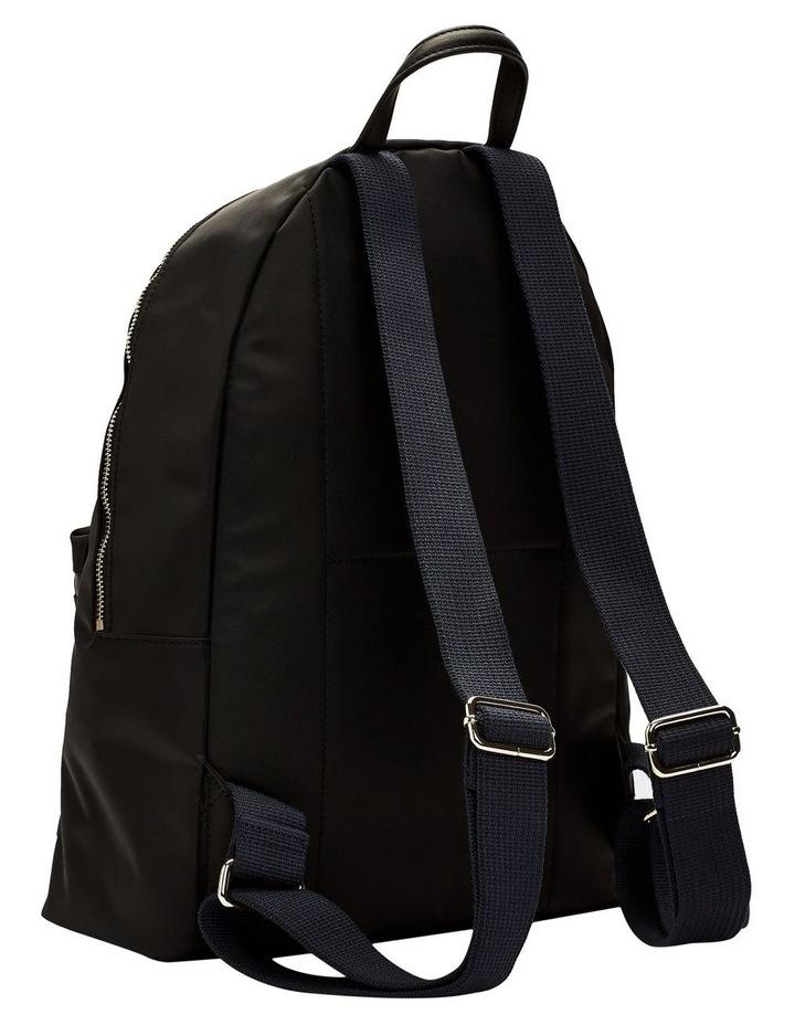 Zipped Pocket Backpack image 2