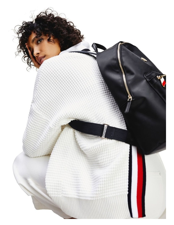 Zipped Pocket Backpack image 4