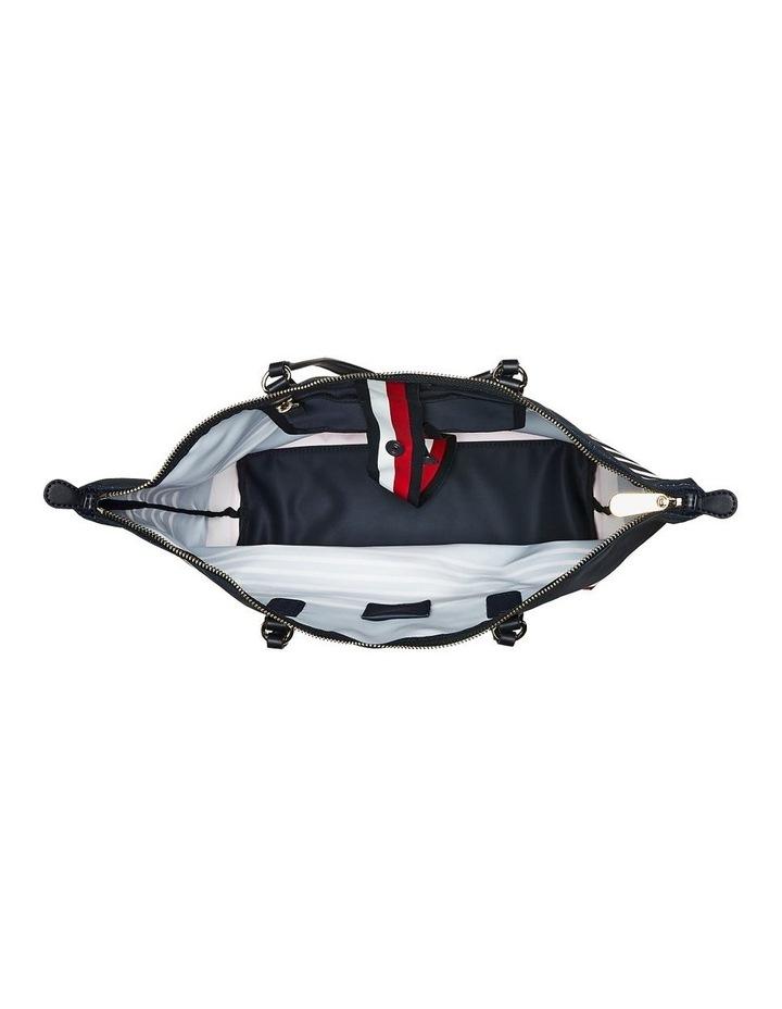 Horizontal Stripe Tote Bag image 3