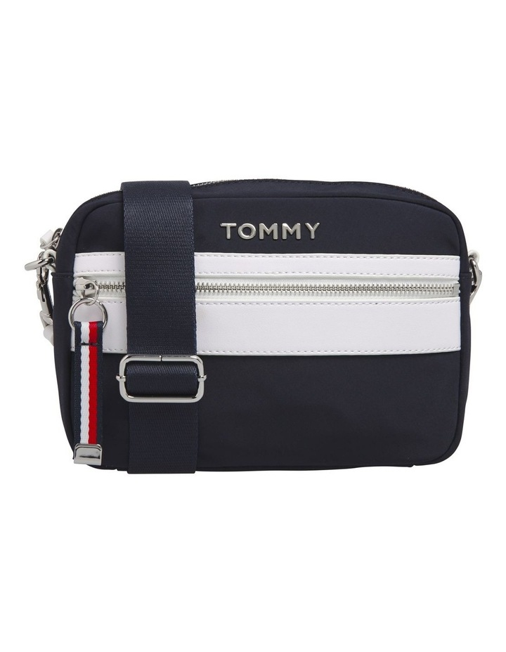 AW0AW08510CJM Nylon Zip Top Crossbody Bag image 1
