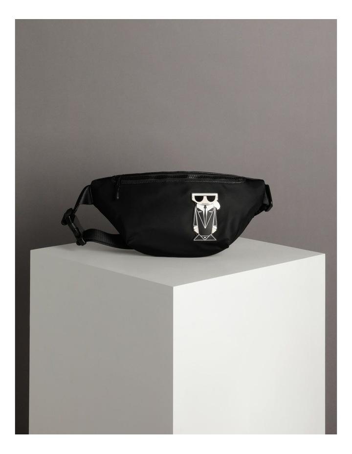 Amour Zip Top Belt Bag image 5