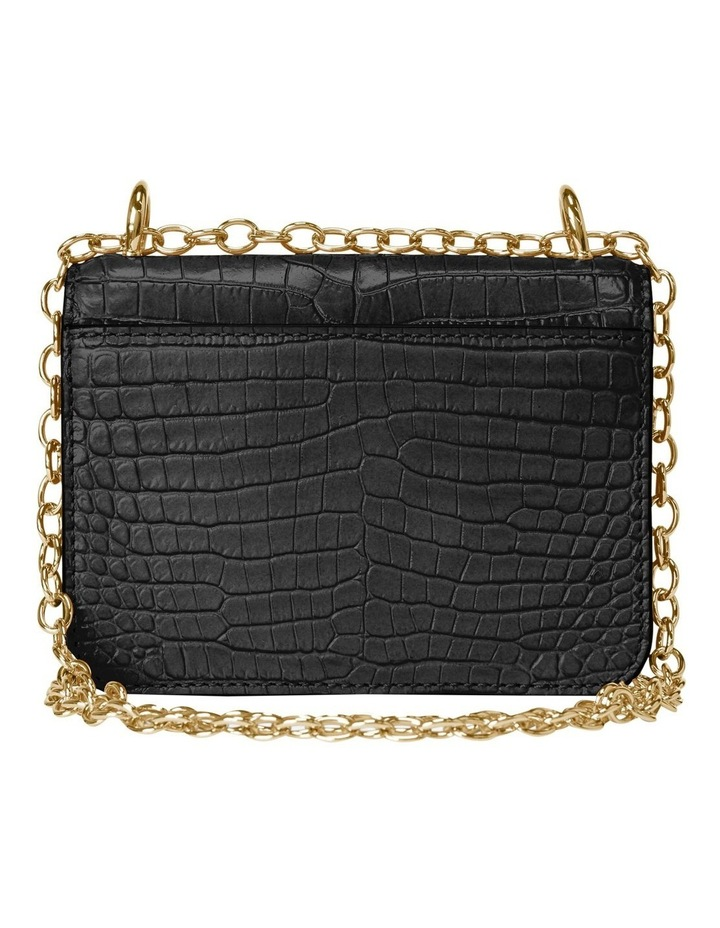 431778681001  Heritage Lock Croc Crossbody Bag image 2