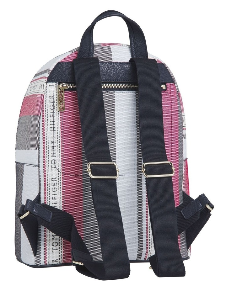 AW0AW08693_CJM Binding Zip Around Backpack image 2