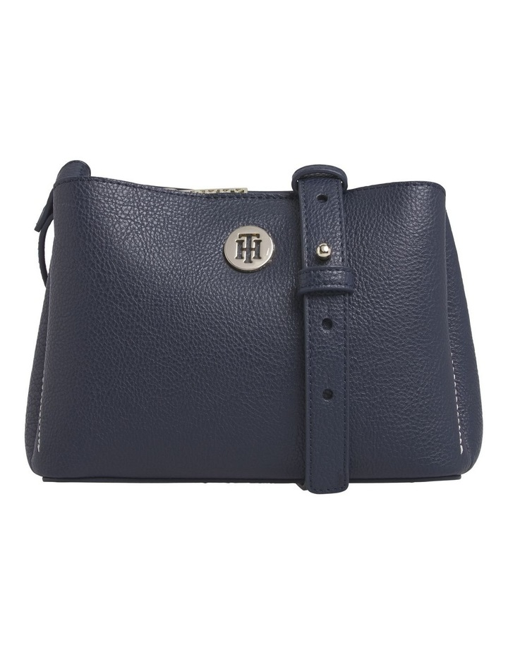 AW0AW08760_CJM TH CORE Zip Top Crossbody Bag image 1