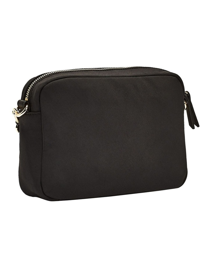 AW0AW08510_BDS NYLON Zip Around Crossbody Bag image 3