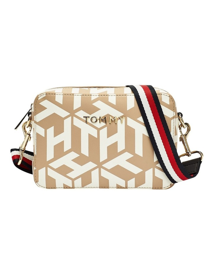 AW0AW08531_PDQ ICONIC TOMMY Double Handle Crossbody Bag image 1