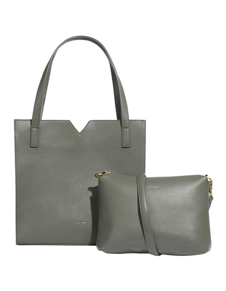 Alicia Ii Double Handle Vegan Tote Bag image 4