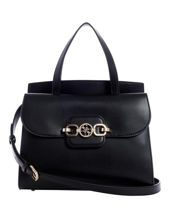 Vg811306Bla Hensely Double Handle Satchel Bag image 1