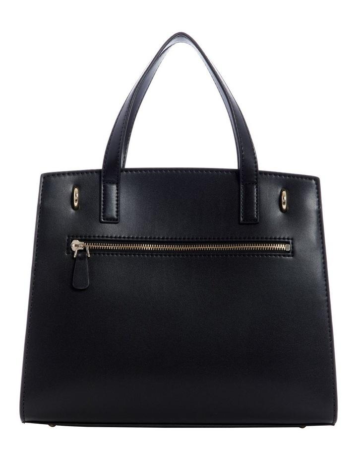Vg811306Bla Hensely Double Handle Satchel Bag image 2