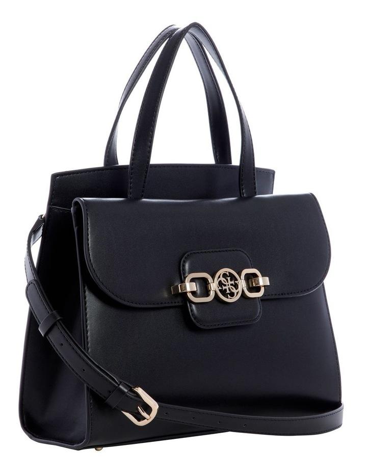 Vg811306Bla Hensely Double Handle Satchel Bag image 4