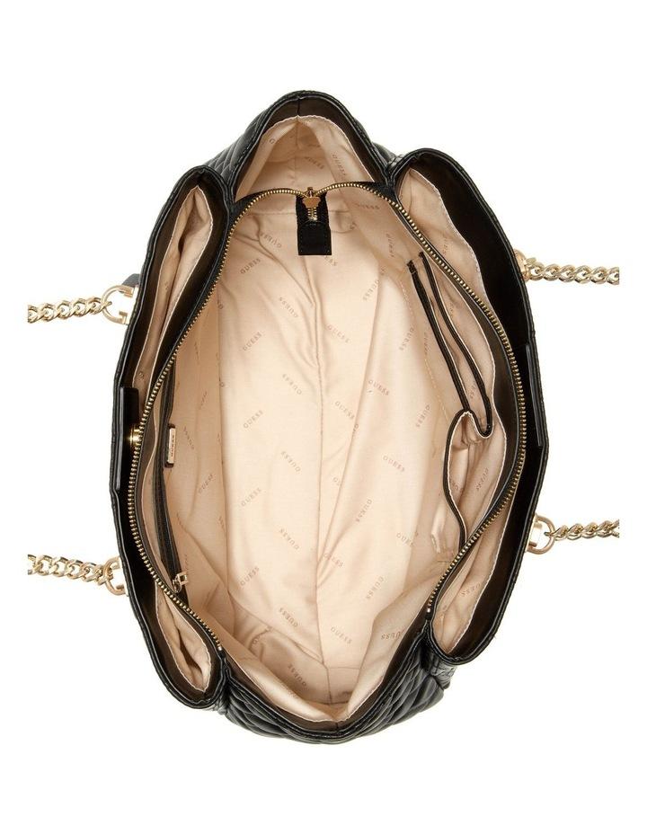 VS811123BLA KAMINA Chain Tote Bag image 3
