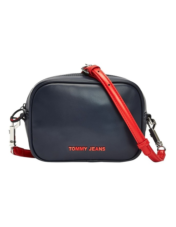 AW0AW08566_0GY NEW GEN Zip Top Crossbody Bag image 1