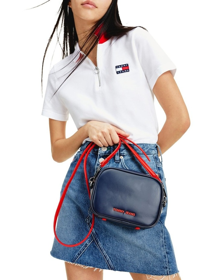 AW0AW08566_0GY NEW GEN Zip Top Crossbody Bag image 4