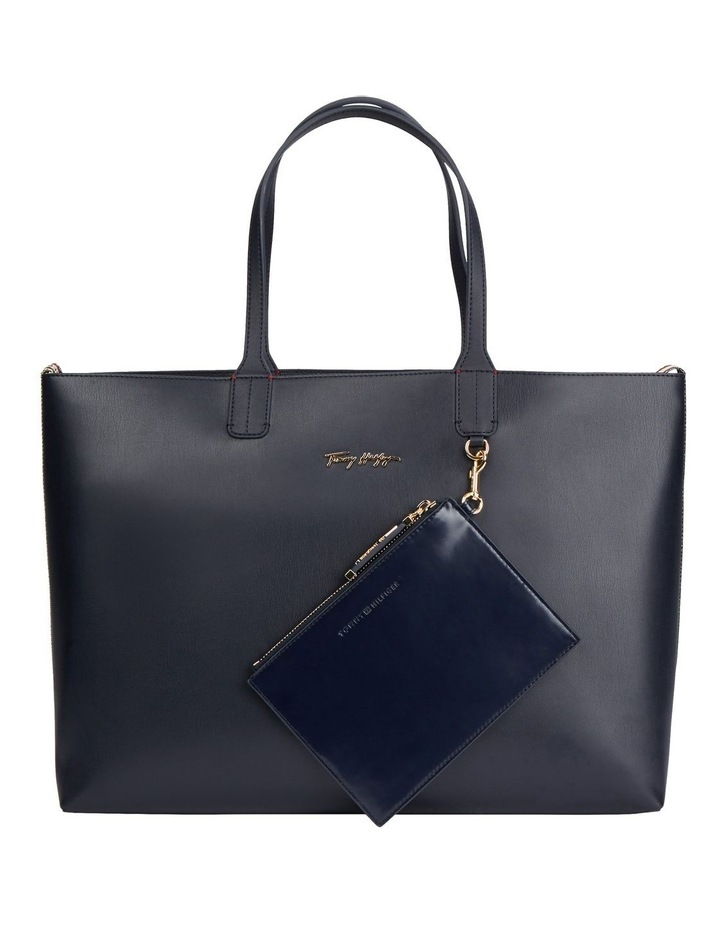 Iconic Tommy Double Handle Tote image 2