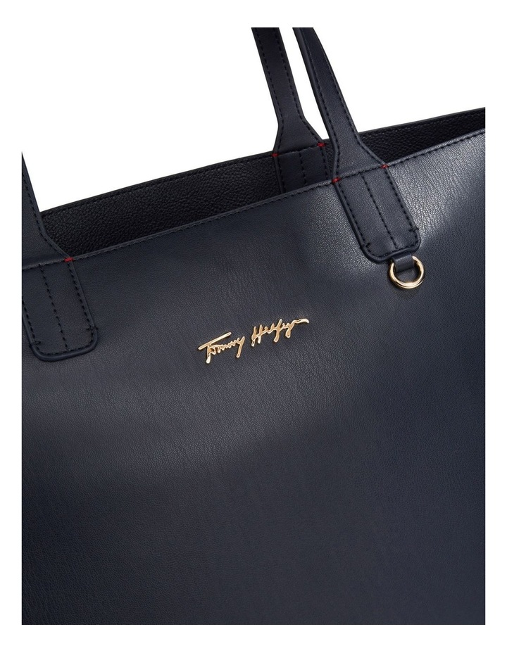 Iconic Tommy Double Handle Tote image 3