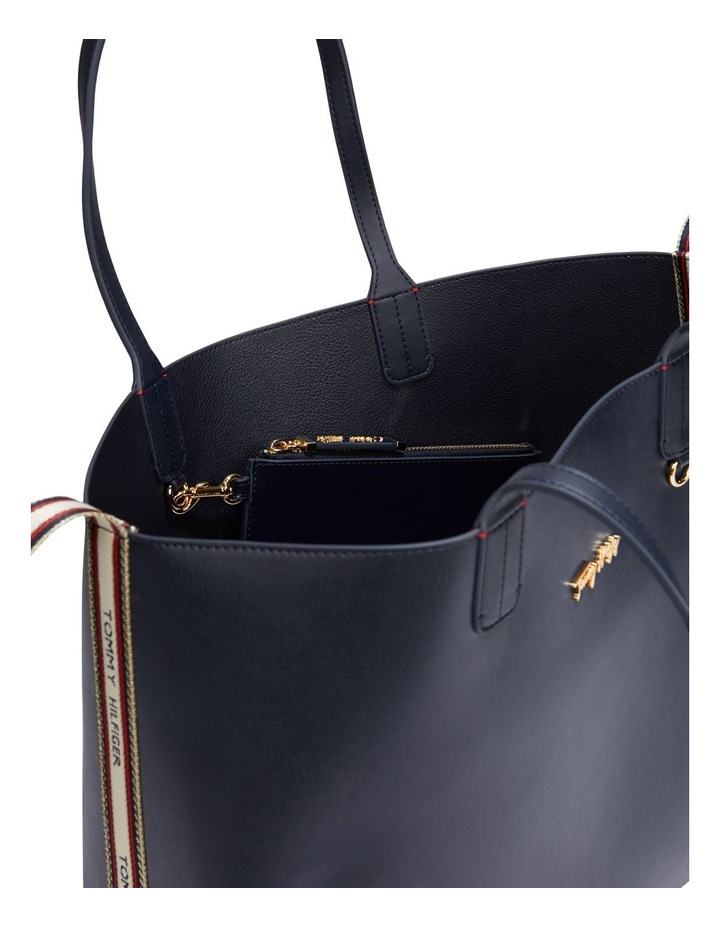 Iconic Tommy Double Handle Tote image 4