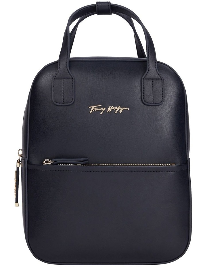 Iconic Tommy Zip Around Crossbody Bag image 1