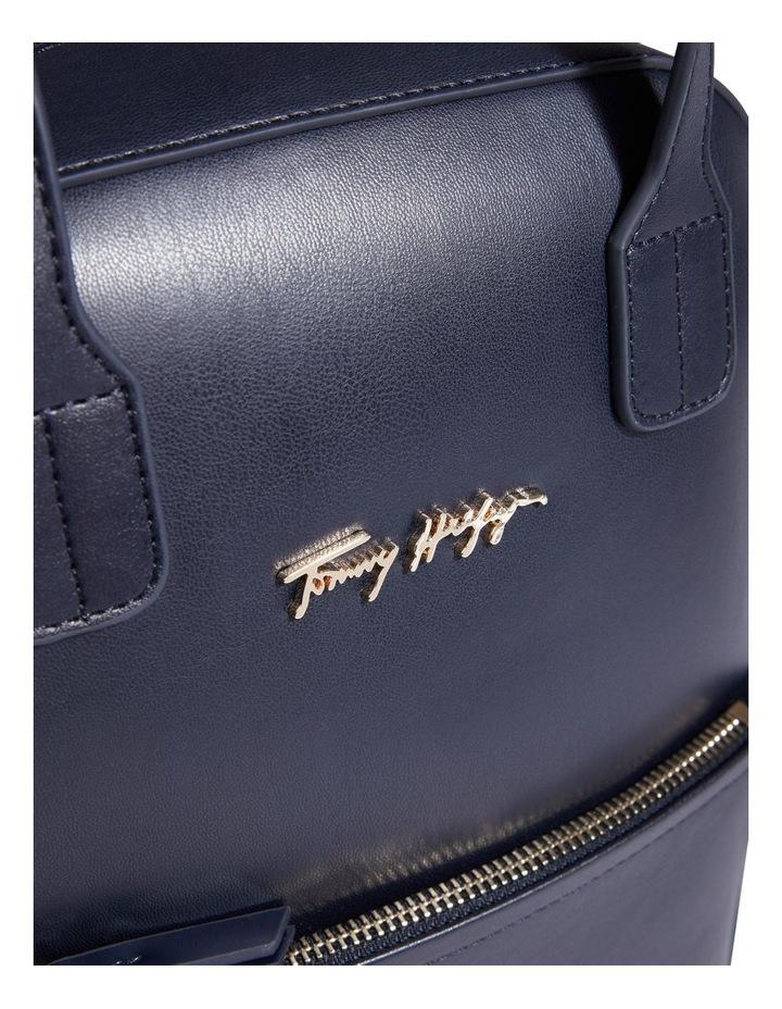 Iconic Tommy Zip Around Crossbody Bag image 4