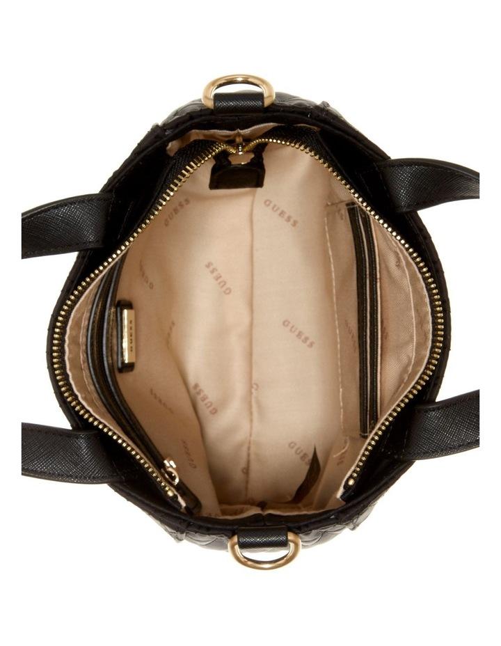 Layla Black Mini Tote Bag image 3