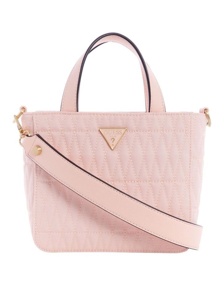 Layla Pink Mini Tote Bag image 1