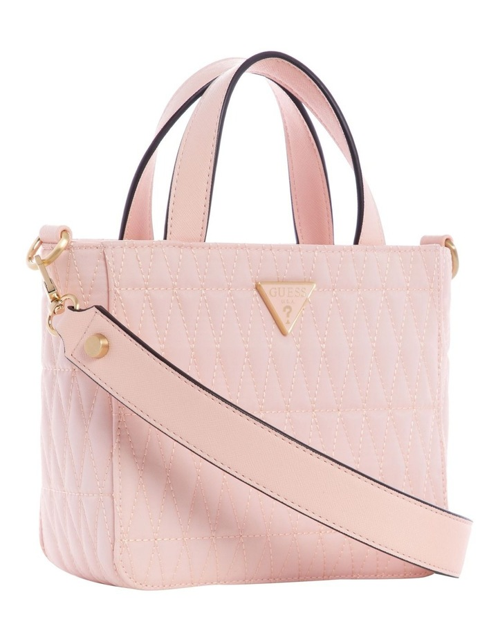 Layla Pink Mini Tote Bag image 2