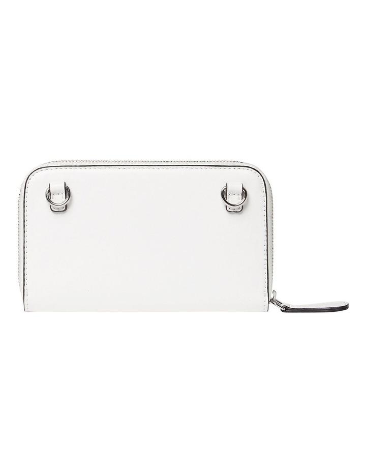 LE793569WHI Silverman White Mini Camera Crossbody Bag image 3