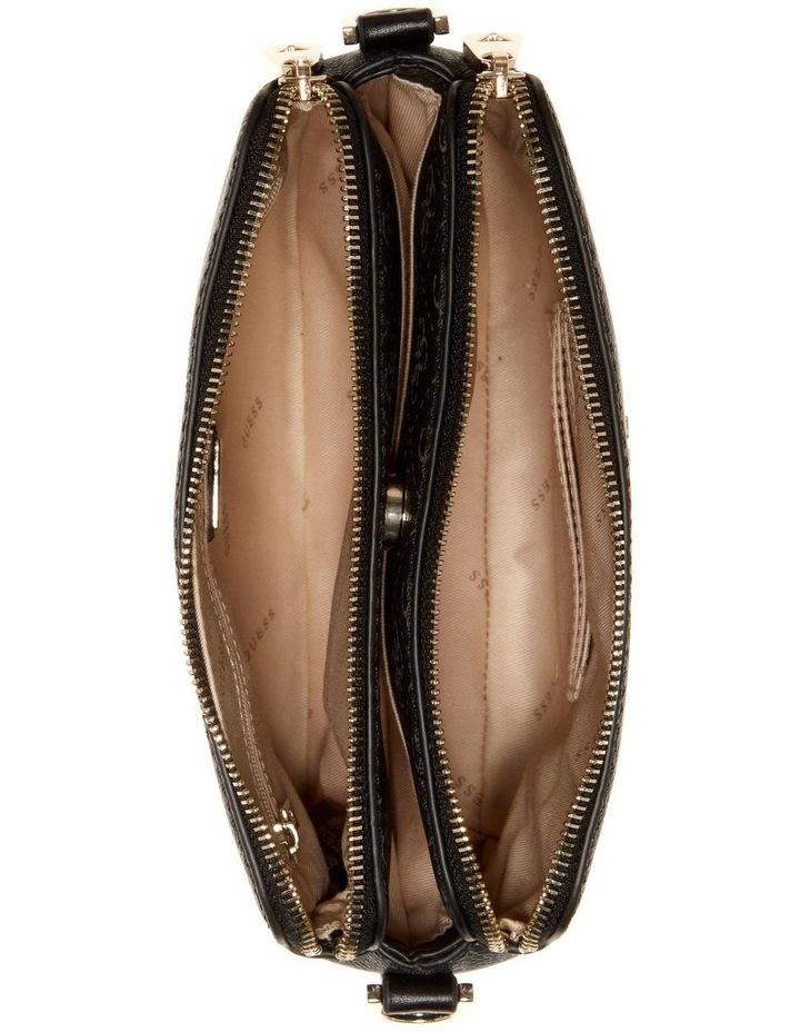 Washington Black Multi Zip Top Crossbody Bag image 3