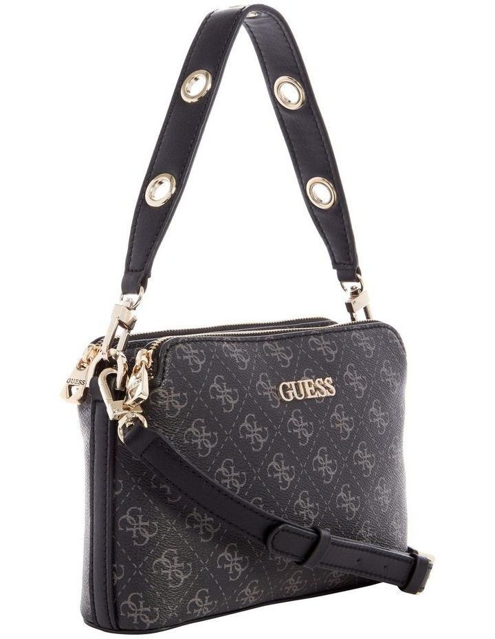 Washington Black Multi Zip Top Crossbody Bag image 4