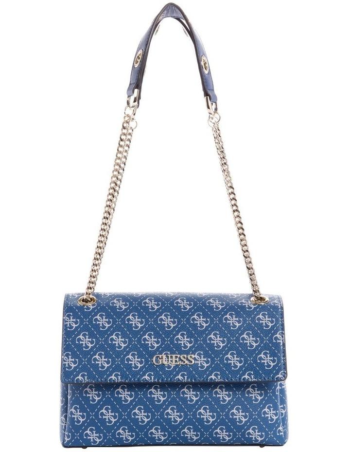 Washington Blue Multi Flapover Shoulder Bag image 1