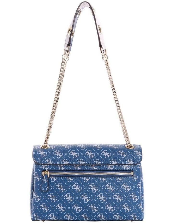 Washington Blue Multi Flapover Shoulder Bag image 2