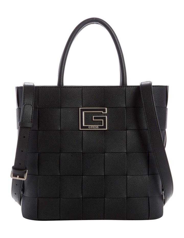 Liberty City Black N/S Tote Bag image 1