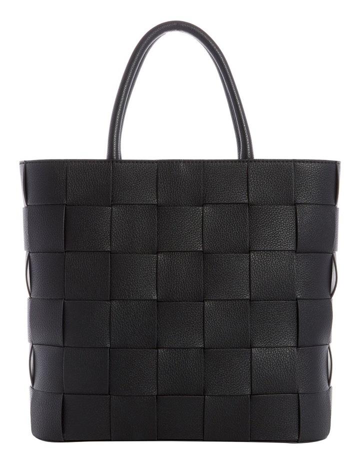 Liberty City Black N/S Tote Bag image 2