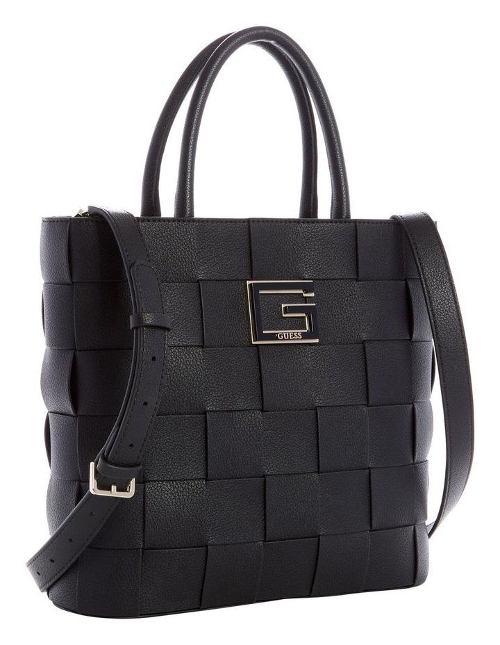 Liberty City Black N/S Tote Bag image 4