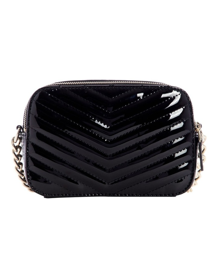 Noelle Black Camera Crossbody Bag image 2