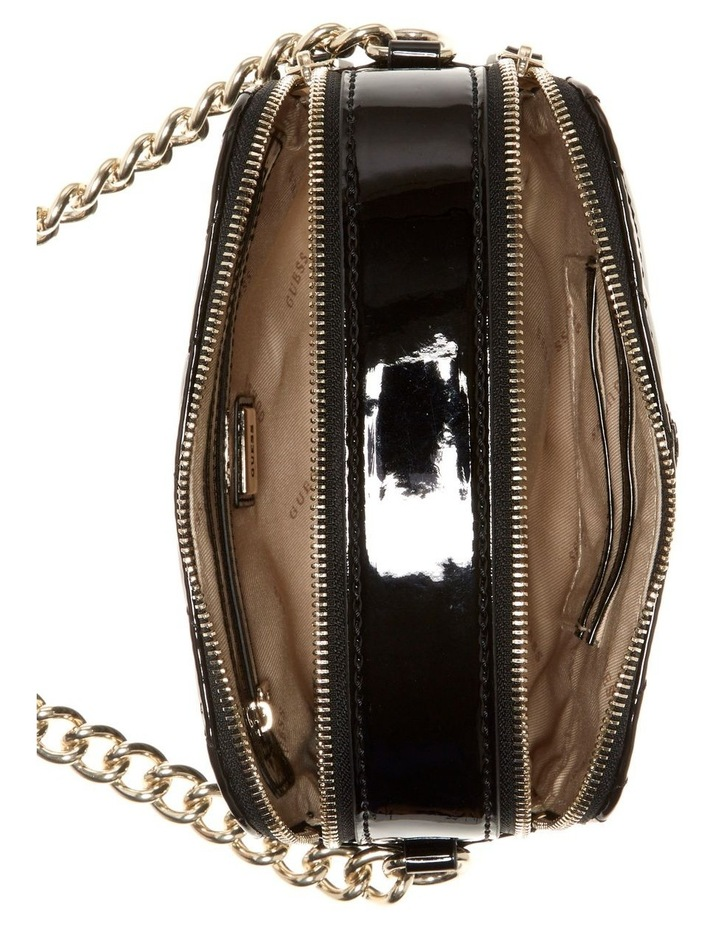 Noelle Black Camera Crossbody Bag image 3