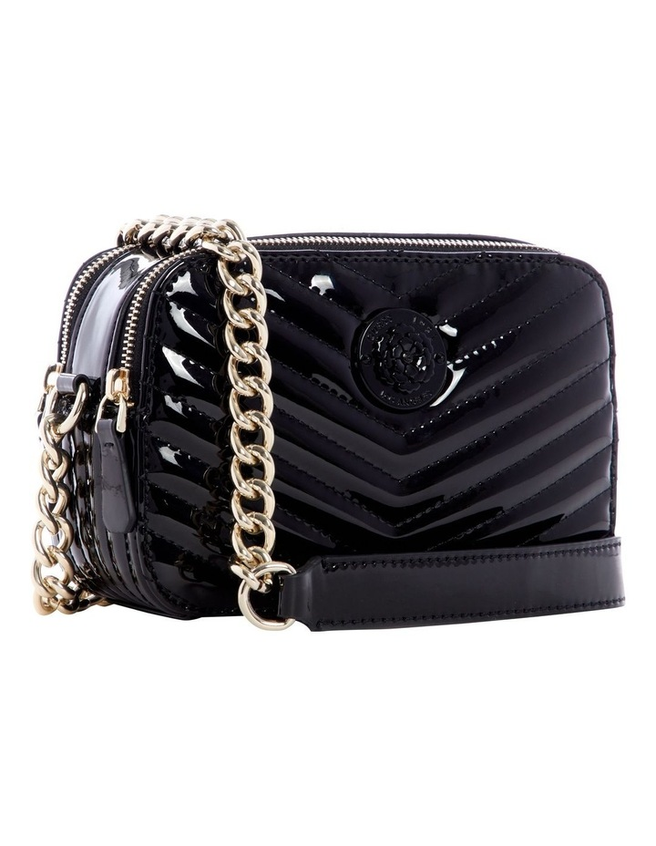 Noelle Black Camera Crossbody Bag image 4