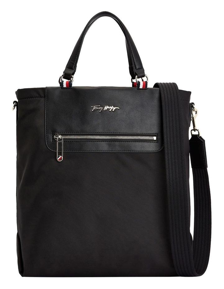 Tommy Fresh Black N/S Tote Bag image 1