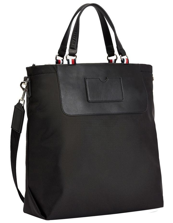 Tommy Fresh Black N/S Tote Bag image 2