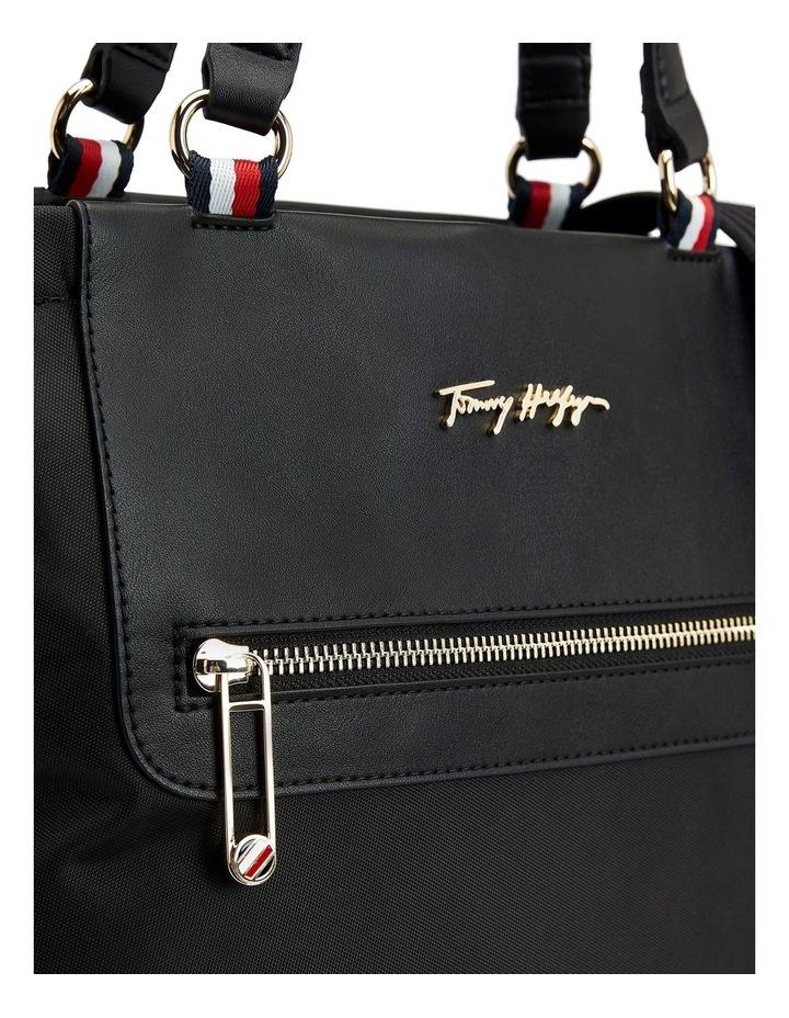 Tommy Fresh Black N/S Tote Bag image 3