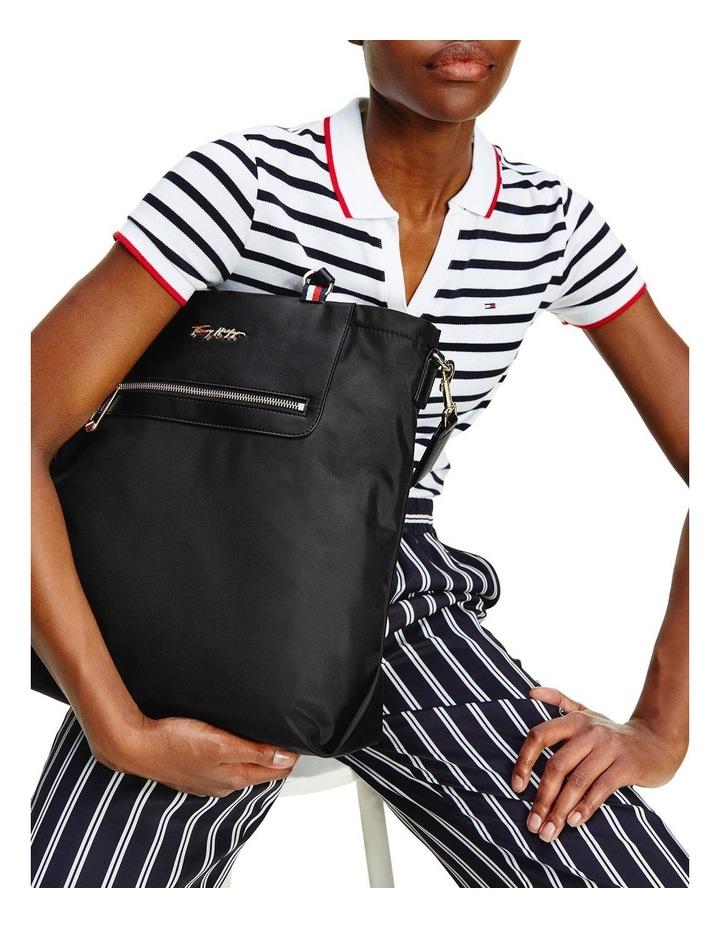Tommy Fresh Black N/S Tote Bag image 4