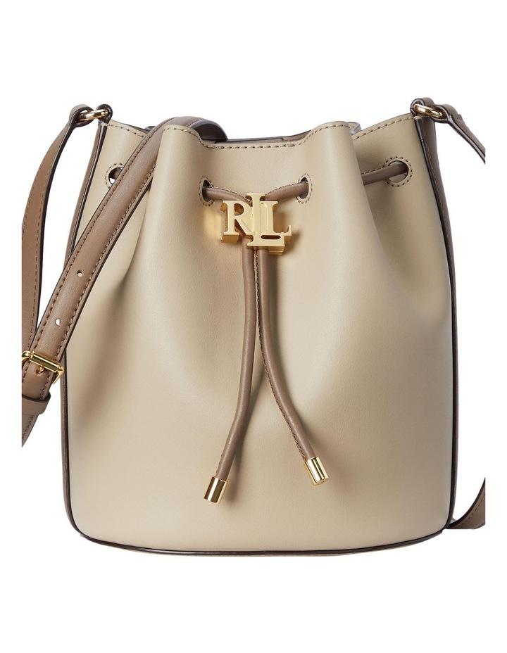 Andie 19 Farro/Truffle Bucket Shoulder Bag image 1