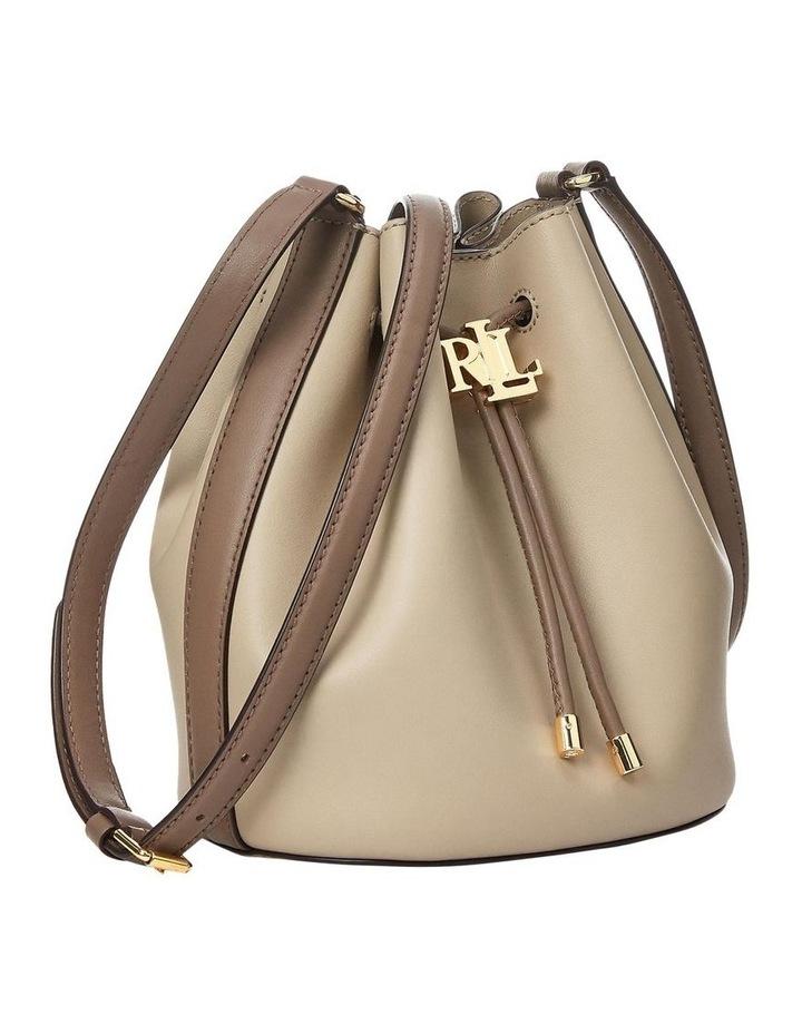 Andie 19 Farro/Truffle Bucket Shoulder Bag image 3