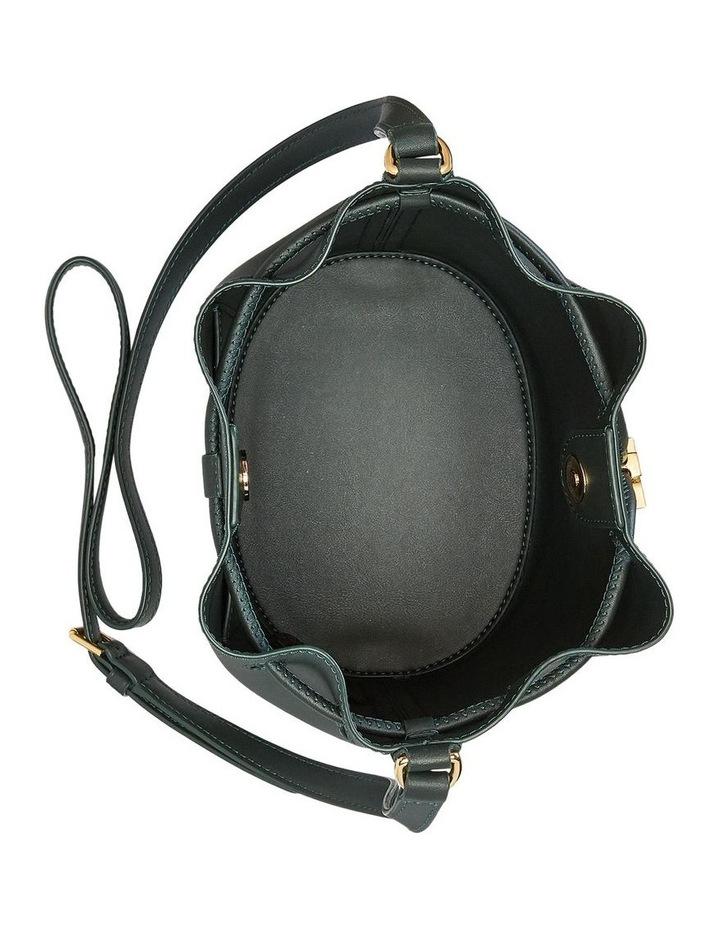 Andie 19 Racing Green Bucket Shoulder Bag image 4