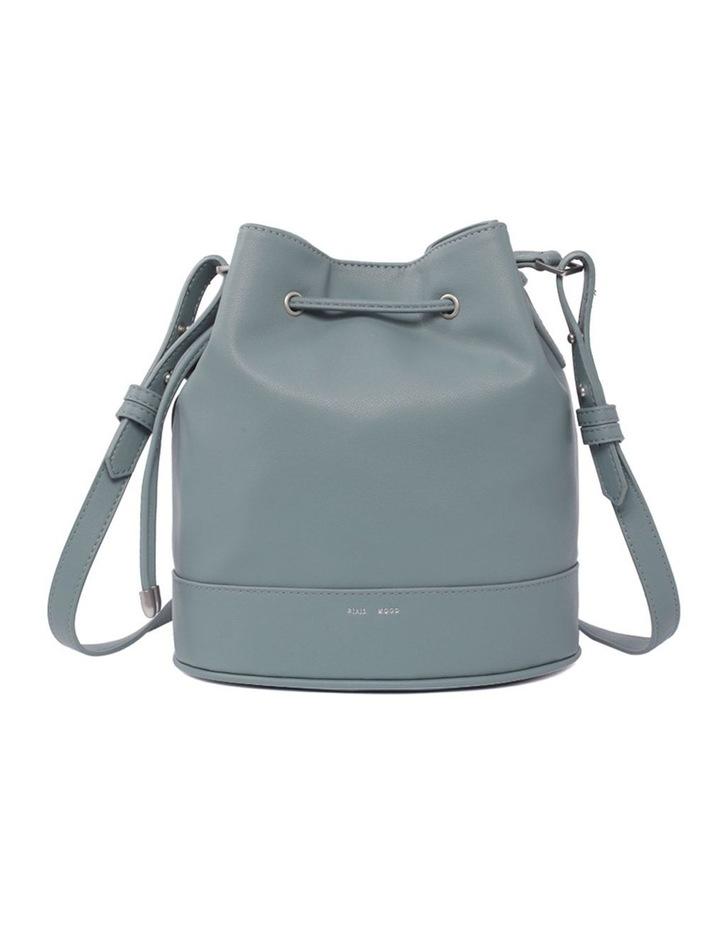 Amber Mineral Blue Bucket Shoulder Bag image 1